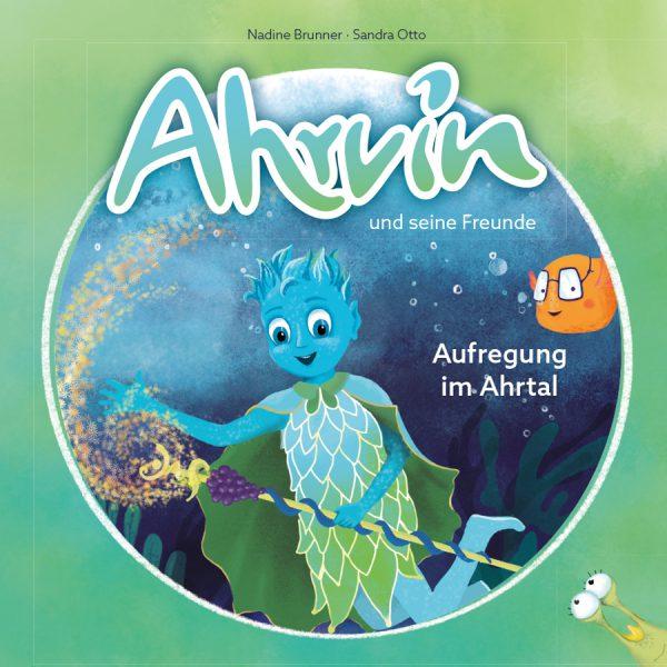 Ahrvin   Digitale Illustration